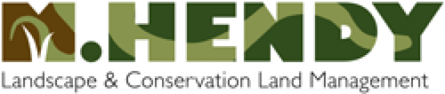 Logo for conservation land management company